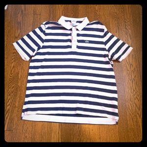 Men's Lacoste Collar Shirt
